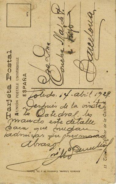 A Barcelona (1929)