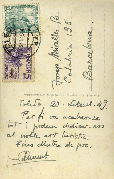 A Barcelona (1949)