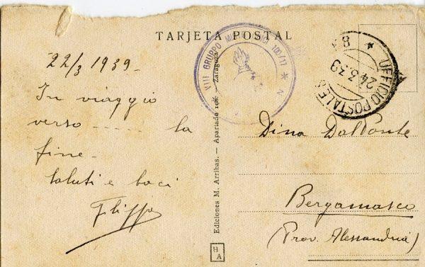 A Bergamasco (ITALIA) (1939)