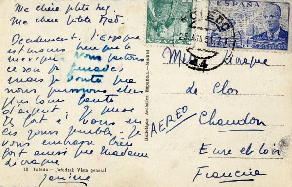A Chaudon (FRANCIA) (1951)