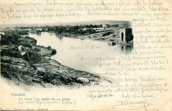 A Gante (BÉLGICA) (1903)