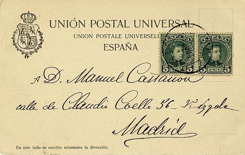 A Madrid (1902)_Imagen