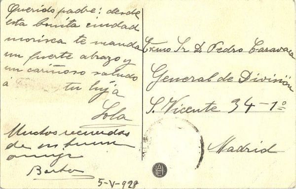 A Madrid (1928)
