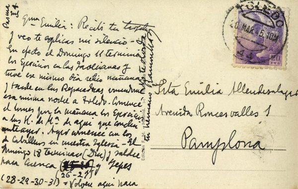 A Pamplona (1945)