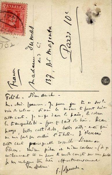 A París (FRANCIA) (1927)