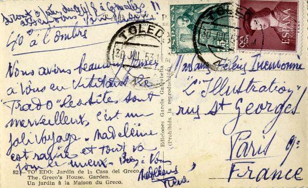 A París (FRANCIA) (1953)