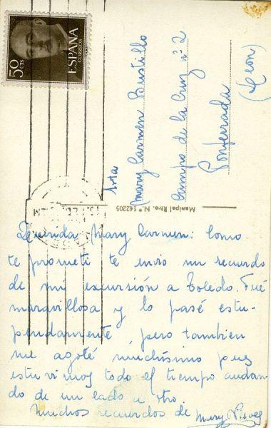 A Ponferrada (1956 ca)