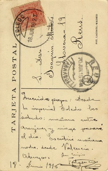 A Reus (1916)