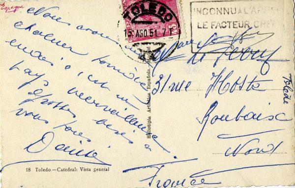 A Roubaix (FRANCIA) (1951)