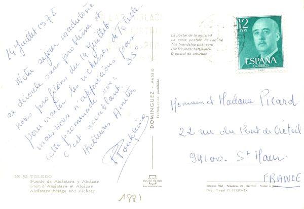 A Saint Maur (FRANCIA) (1978)