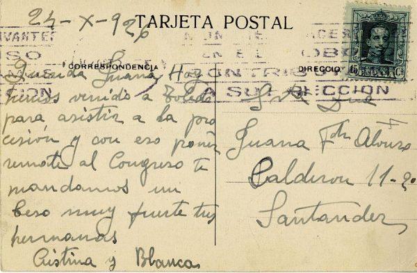 A Santander (1926)