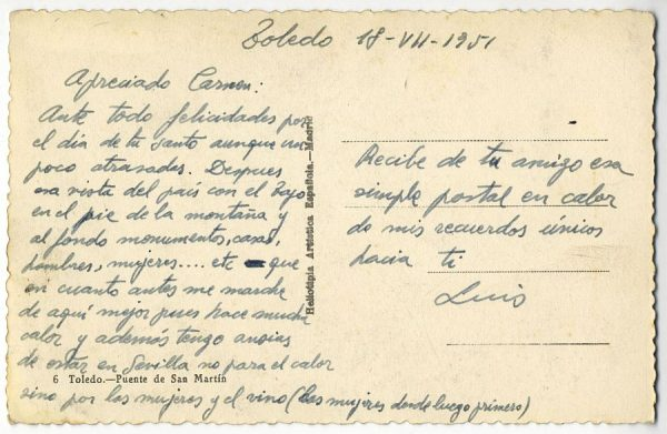 A Toledo (1951)