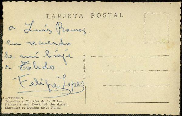 A Toledo (1953 ca)