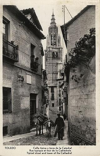 A Toledo (1960 ca)_Imagen