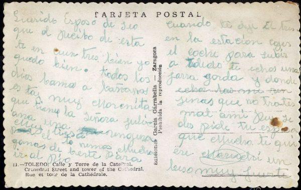 A Toledo (1964 ca)