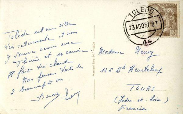 A Tours (FRANCIA) (1957)