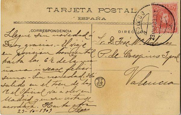 A Valencia (1909)