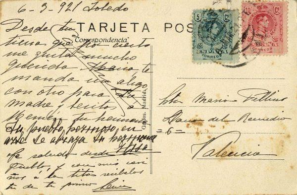 A Valencia (1921)