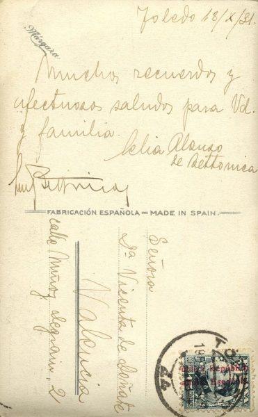 A Valencia (1931)