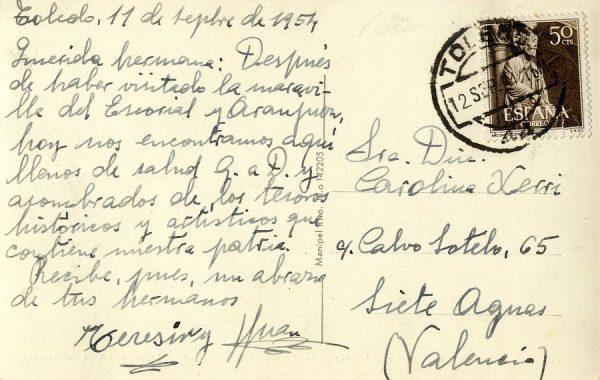 A Valencia (1954)