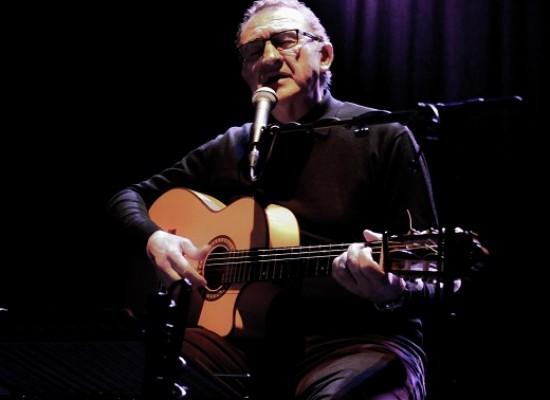 Ángel Corpa canta a Miguel de Cervantes