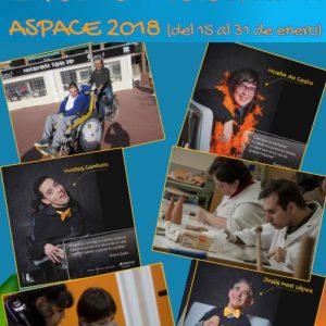 """Exposición """"Exposición itinerante ASPACE 2018"""""""