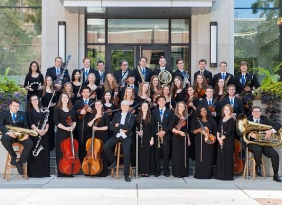 Banda Sinfónica Universidad de Moody