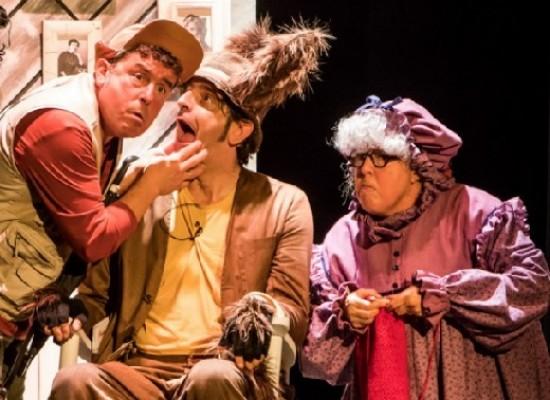 Teatro y Danza en familia: Caperucita. Lo que nunca se contó