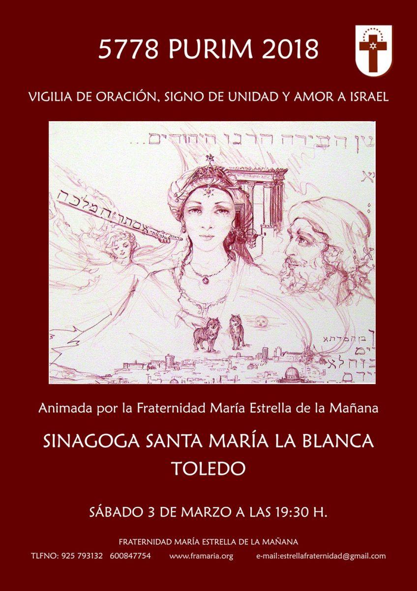http://www.toledo.es/wp-content/uploads/2018/01/cartel-vigilia-purim-2018-correo-1-848x1200.jpg. Vigilia de Purim