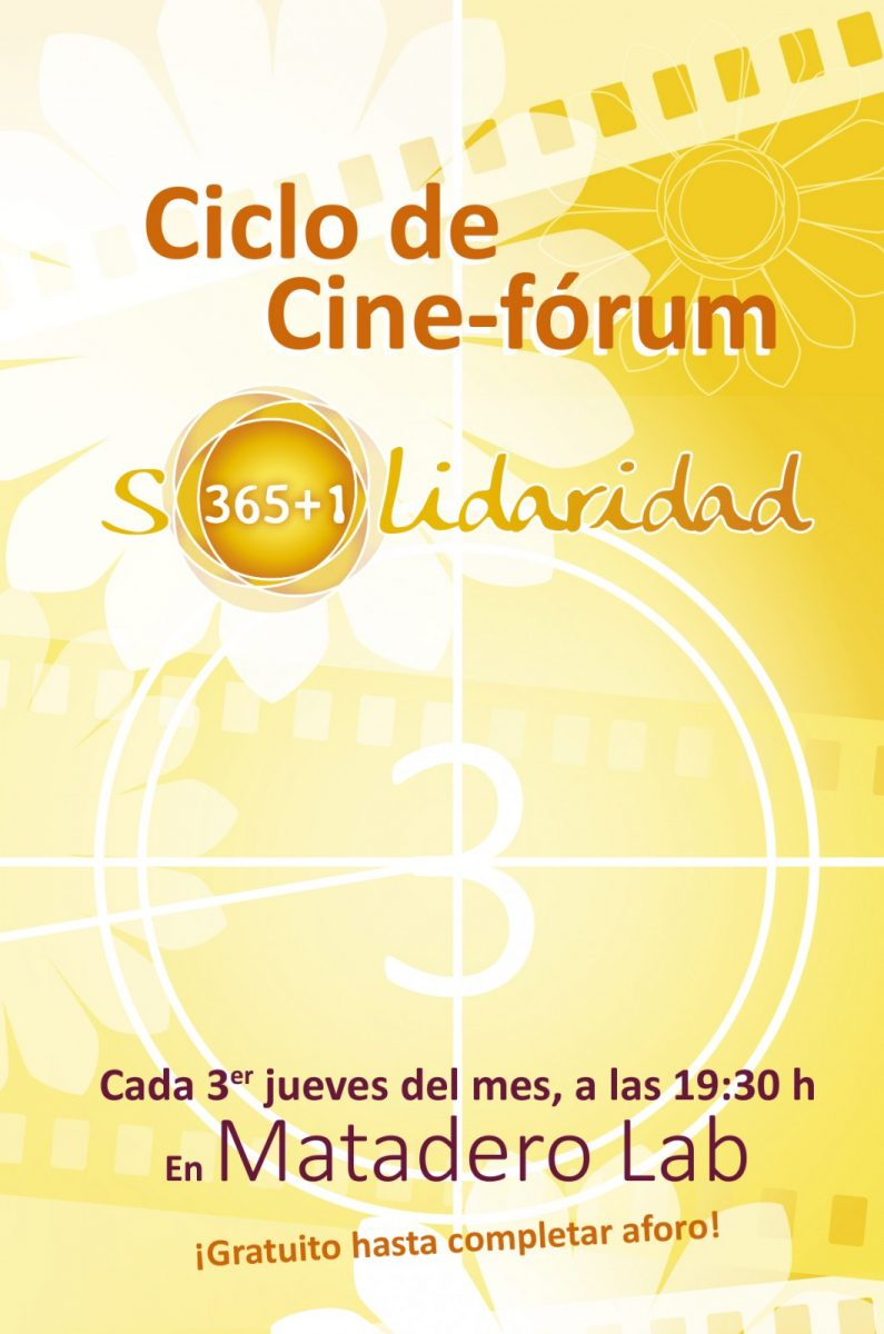 http://www.toledo.es/wp-content/uploads/2018/01/ciclo-cine-solidaridad-3651_diptico-795x1200.jpg. Cine-Forum Solidaridad 365 +1