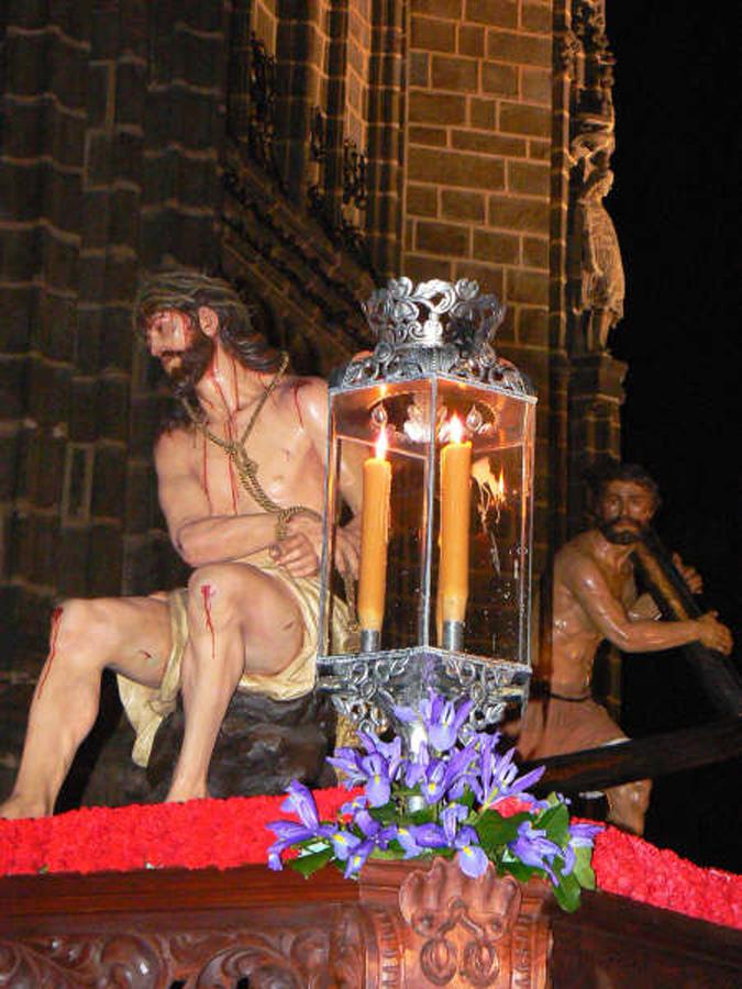 Miércoles Santo. Procesión del SANTÍSIMO CRISTO DE LA HUMILDAD