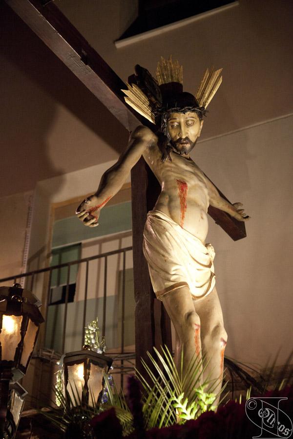 Viernes Santo. Procesión del SANTÍSIMO CRISTO DE LA VEGA