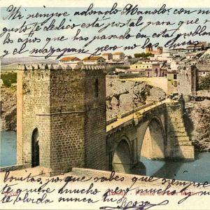 36 - Desde Toledo con amor ...