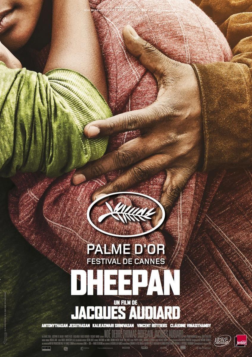 Cine-Fórum Solidario: Dheepan.- Mira a tu alrededor y participa en la vida de tu comunidad.