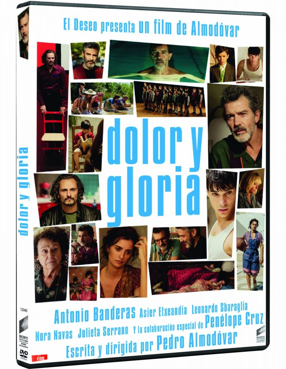 https://www.toledo.es/wp-content/uploads/2018/01/dolor-y-gloria-932x1200.jpg. DVD NOVIEMBRE 2019