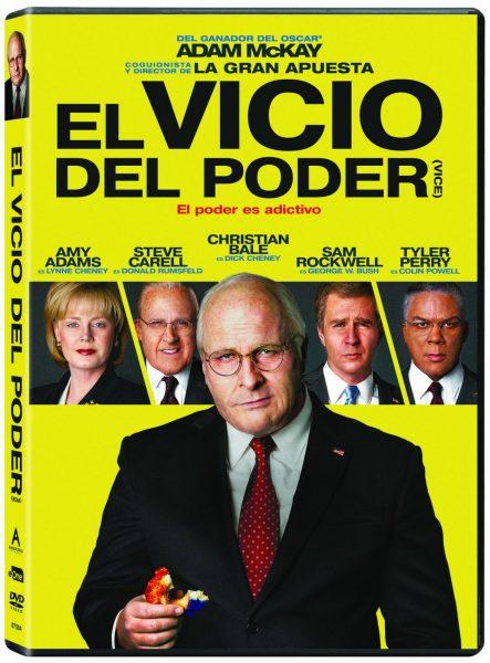 EL VICIO DEL PODER