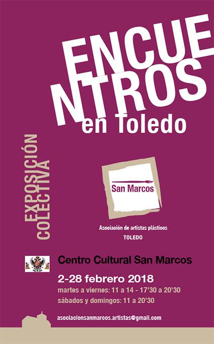 ENCUENTROS, Exposición Colectiva