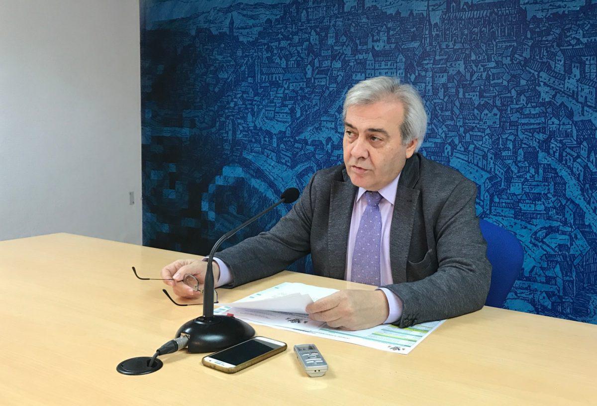 El Consistorio destina 100.000 euros al año para el desarrollo y seguridad de las pruebas deportivas que se celebran en Toledo