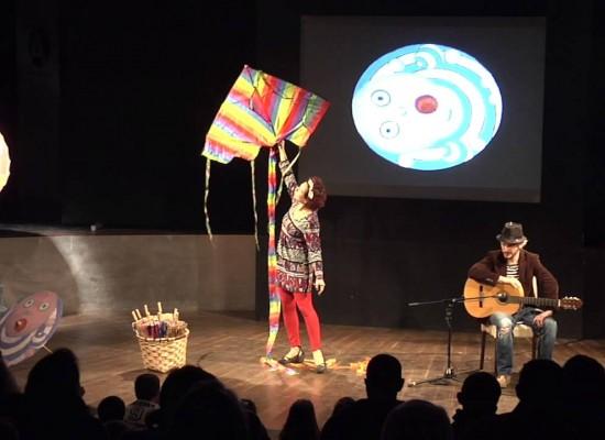 Teatro y Danza en familia: La gallina submarina