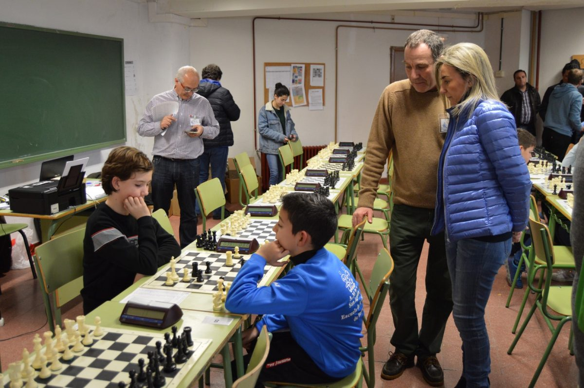 http://www.toledo.es/wp-content/uploads/2018/01/milagros-tolon_ajedrez-4-1200x798.jpg. El Campeonato de Ajedrez en Edad Escolar reúne en Toledo a más de 200 jóvenes de la provincia y a los cinco clubes de la capital
