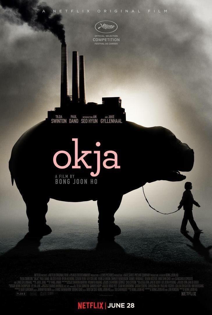 Cine-Fórum Solidario: Okja.- Conoce y practica el comercio justo, local y ecológico.