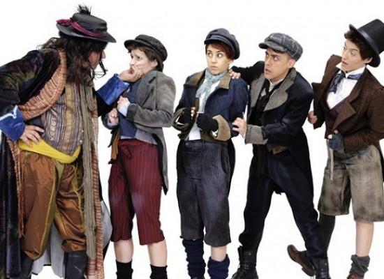 Teatro y Danza en familia: Oliver Twist, el pequeño huérfano. El musical