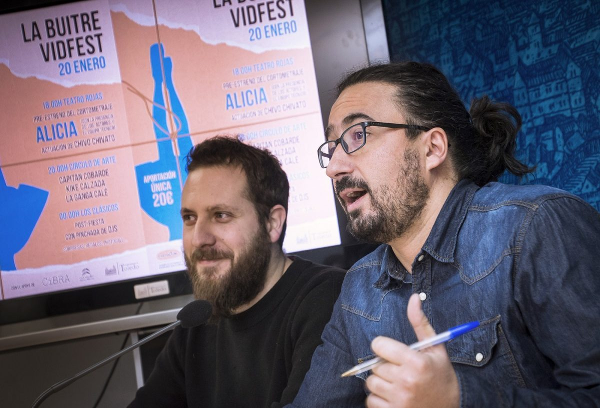 El Ayuntamiento sorteará 50 entradas entre los jóvenes toledanos para asistir al preestreno y la fiesta del cortometraje 'Alicia'