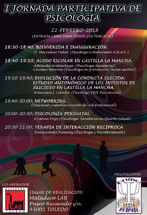 http://www.toledo.es/wp-content/uploads/2018/01/psicologia.jpg. I Jornada Participativa de Psicología