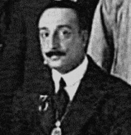 Retrato de Alvaro González Saz