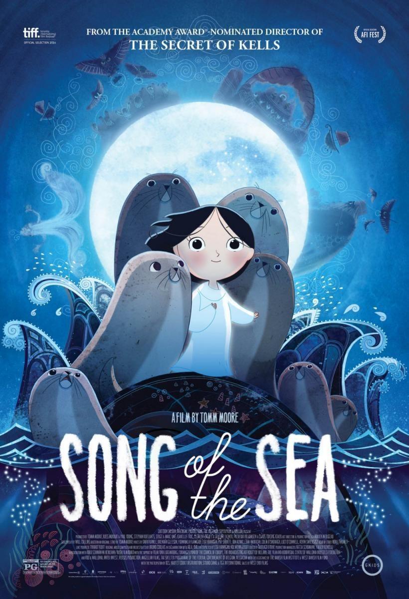 Cine-Fórum Solidario: La Canción del Mar.- Si estás buscando la felicidad, solidarízate y disfruta.
