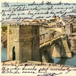 Nueva exposición virtual : Desde Toledo con amor…
