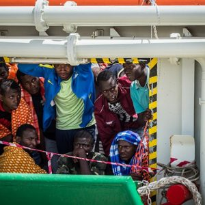umerosas personas continúan atrapadas en Libia un año después del acuerdo con Italia
