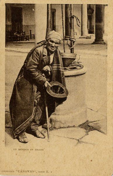 CÁNOVAS_E-2- Un mendigo en Toledo