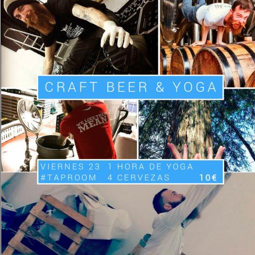 http://www.toledo.es/wp-content/uploads/2018/02/cerveza-domus.jpg. CRAFT BEER & YOGA
